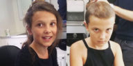 millie brown before and after