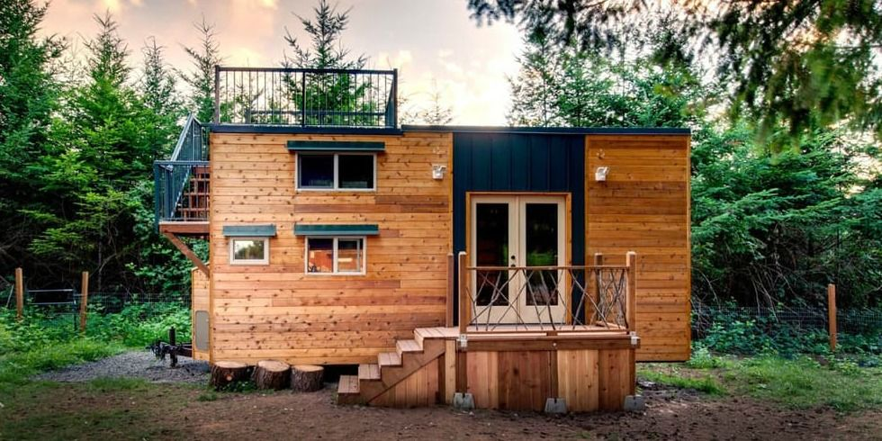 GO OFF THE GRID WITH YOUR OWN HOUSE FOR $10,000