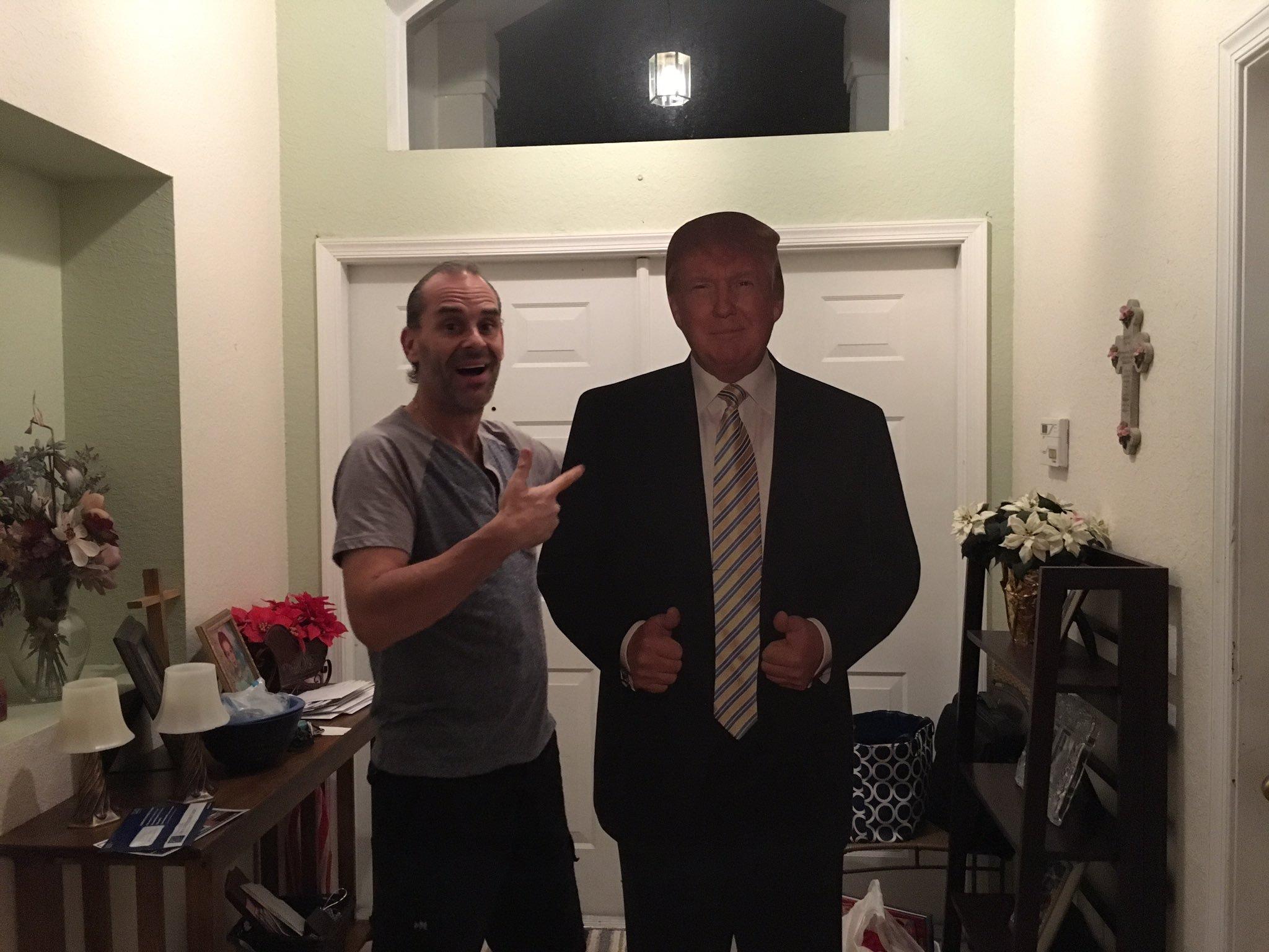 Obsessive Trump fan Gene ft. Dido