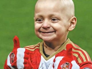 Public thanked for giving Bradley Lowery 'an amazing send off'